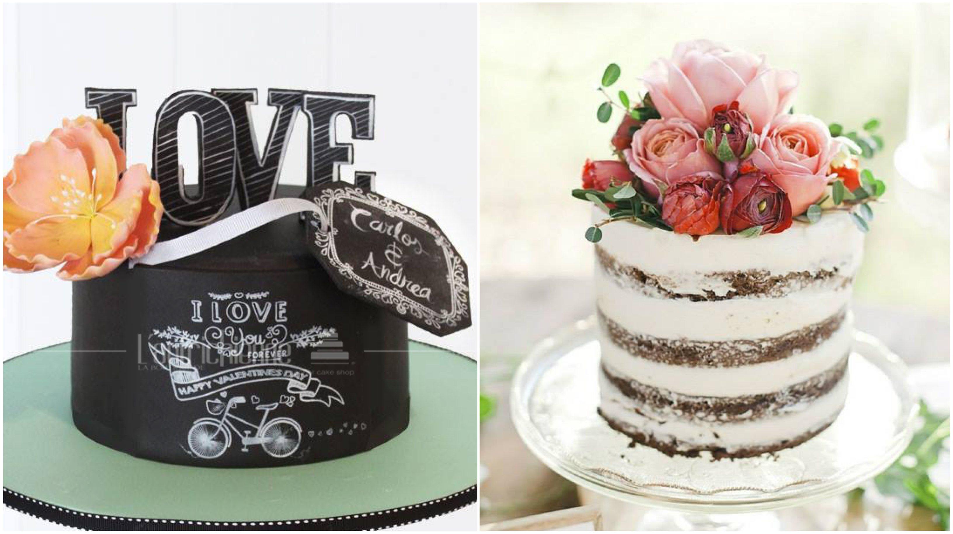 Tendencia en pasteles para bodas 2017 quiero mi fiesta for Tendencias de bodas 2017